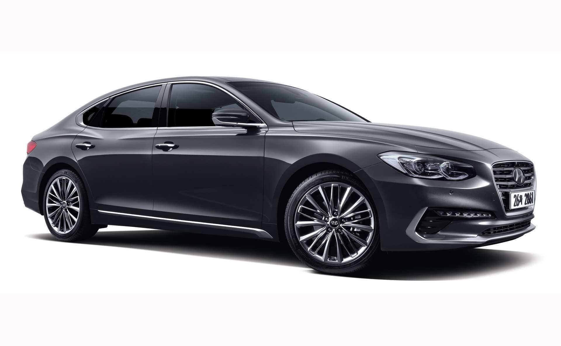 76 All New 2019 Hyundai Azera Performance