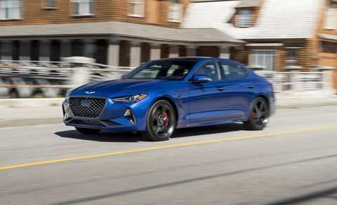 76 All New 2019 Hyundai Genesis Spesification