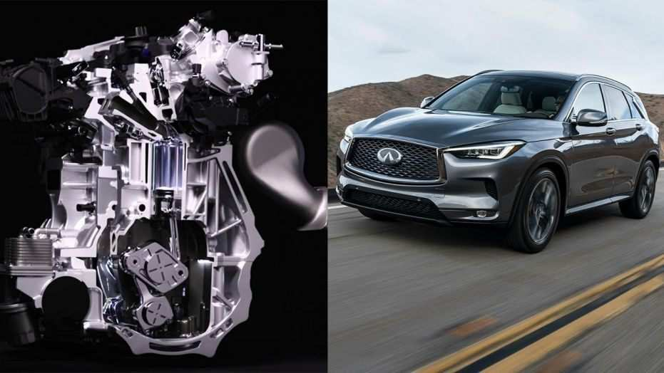 76 All New 2019 Infiniti Qx50 First Drive Photos