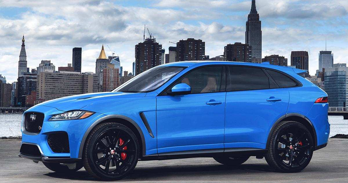 76 All New 2019 Jaguar Suv Pricing