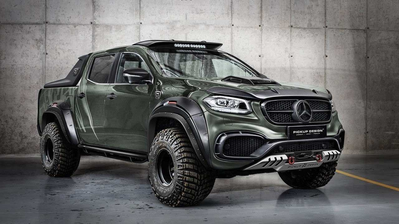 76 All New 2019 Mercedes X Class Configurations