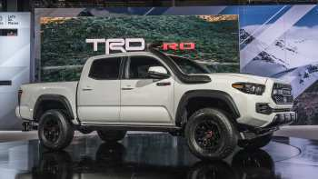 76 All New 2019 Toyota Tacoma Diesel Trd Pro Performance And New Engine