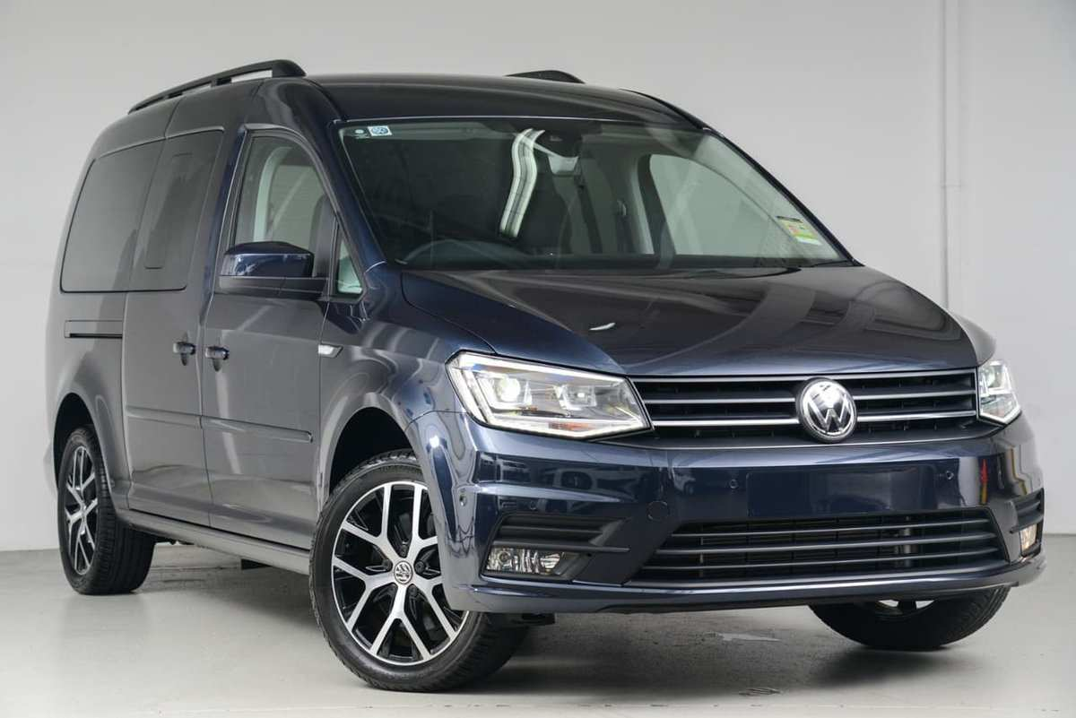 76 All New 2019 VW Caddy Images