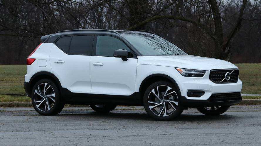 76 All New 2019 Volvo Xc40 T5 R Design New Concept