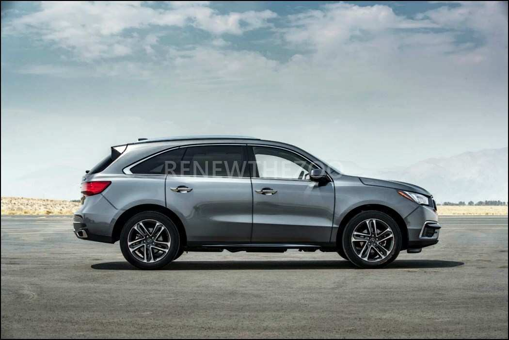 76 All New 2020 Acura Mdx Changes History