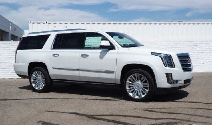 76 All New 2020 Cadillac Escalade White Price Design And Review
