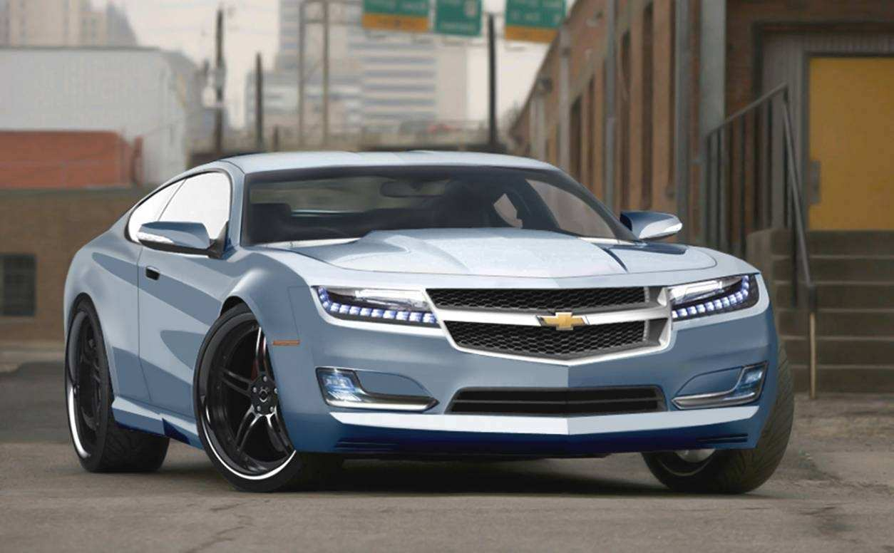 76 All New 2020 Chevrolet Chevelle Ss Overview