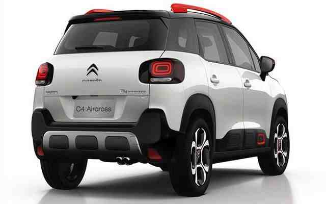 76 All New 2020 Citroen C4 Redesign And Concept