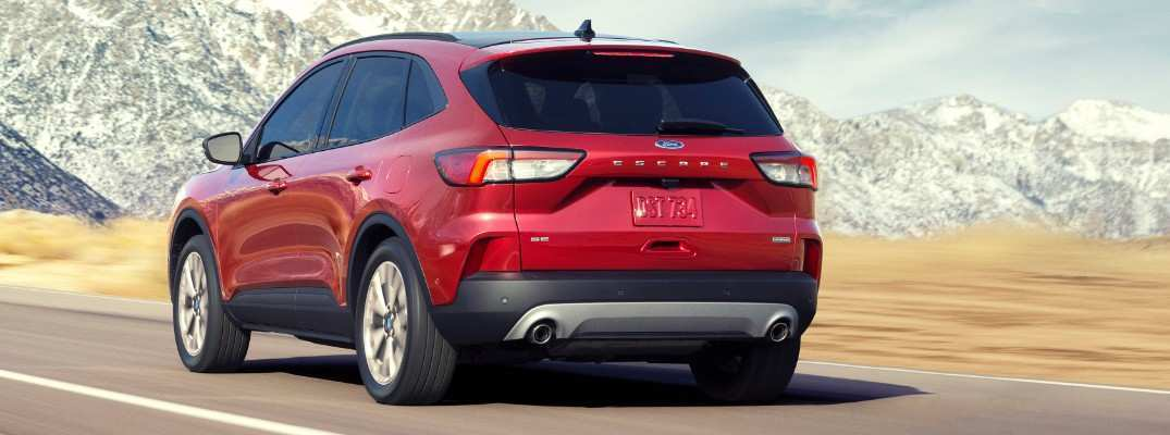 76 All New 2020 Ford Escape New Concept