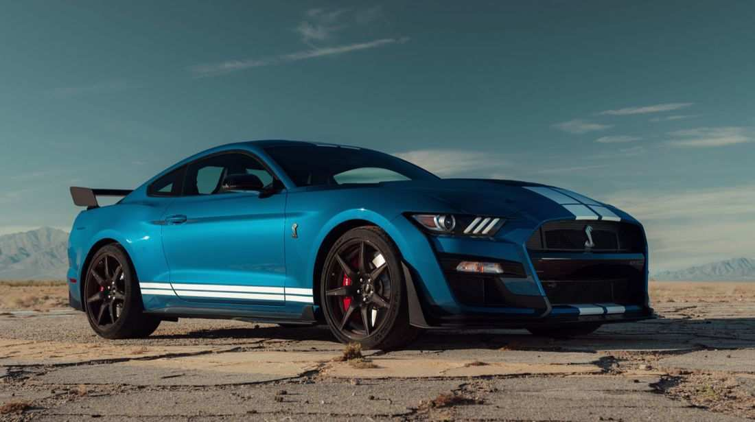 76 All New 2020 Ford Mustang Gt500 Picture