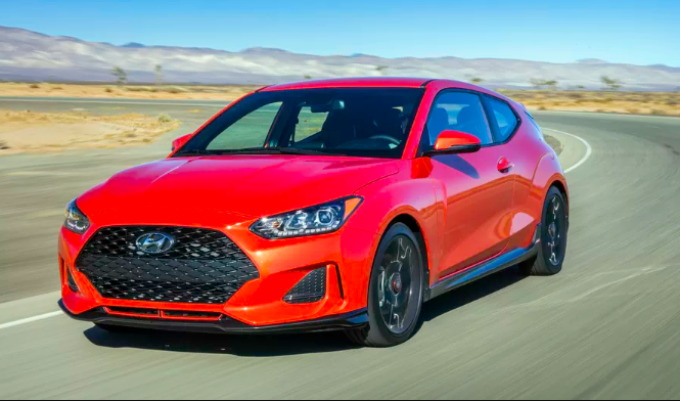 76 All New 2020 Hyundai Veloster Redesign