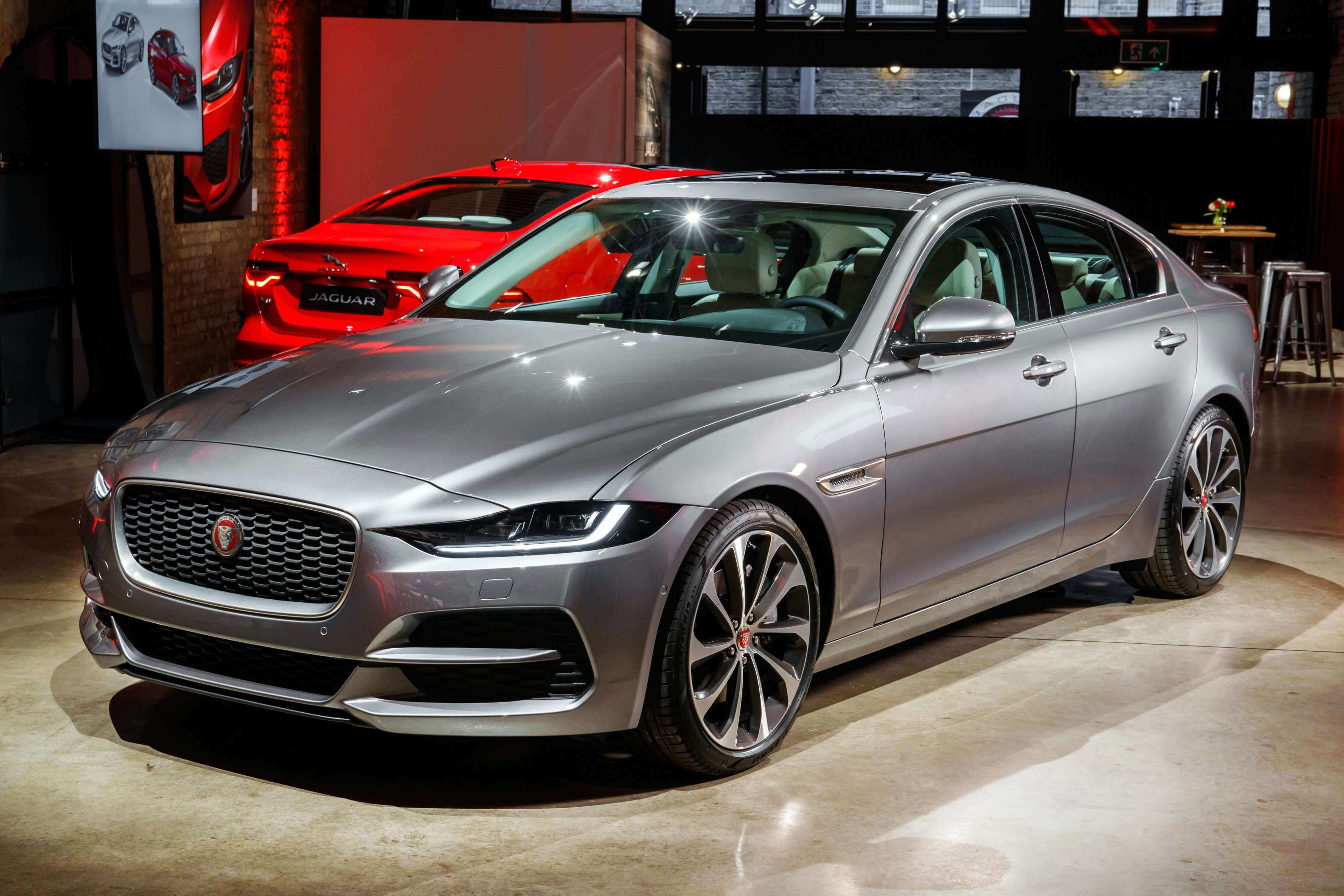 76 All New 2020 Jaguar XF Redesign And Concept
