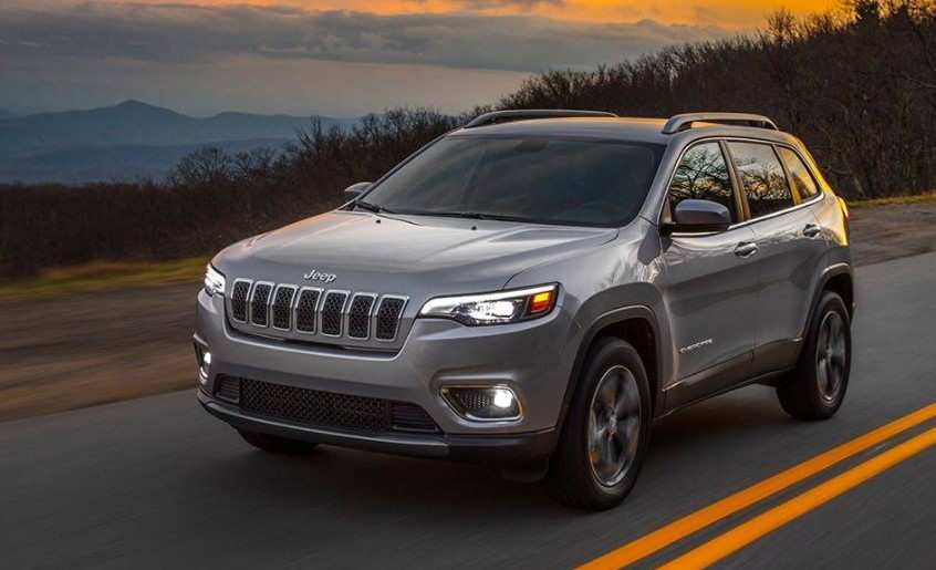 76 All New 2020 Jeep Cherokee Performance And New Engine