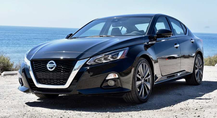 76 All New 2020 Nissan Altima Coupe New Concept