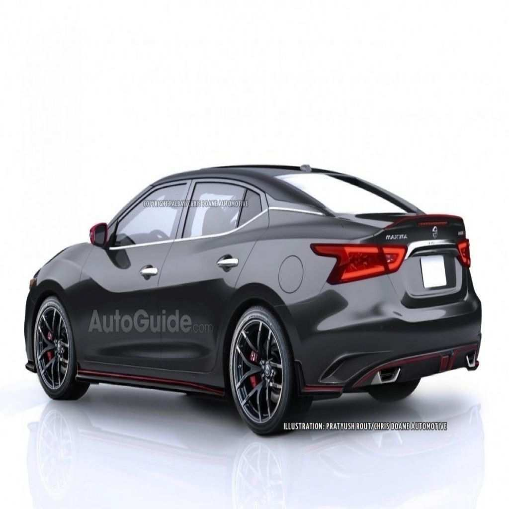 76 All New 2020 Nissan Maxima Detailed Spesification