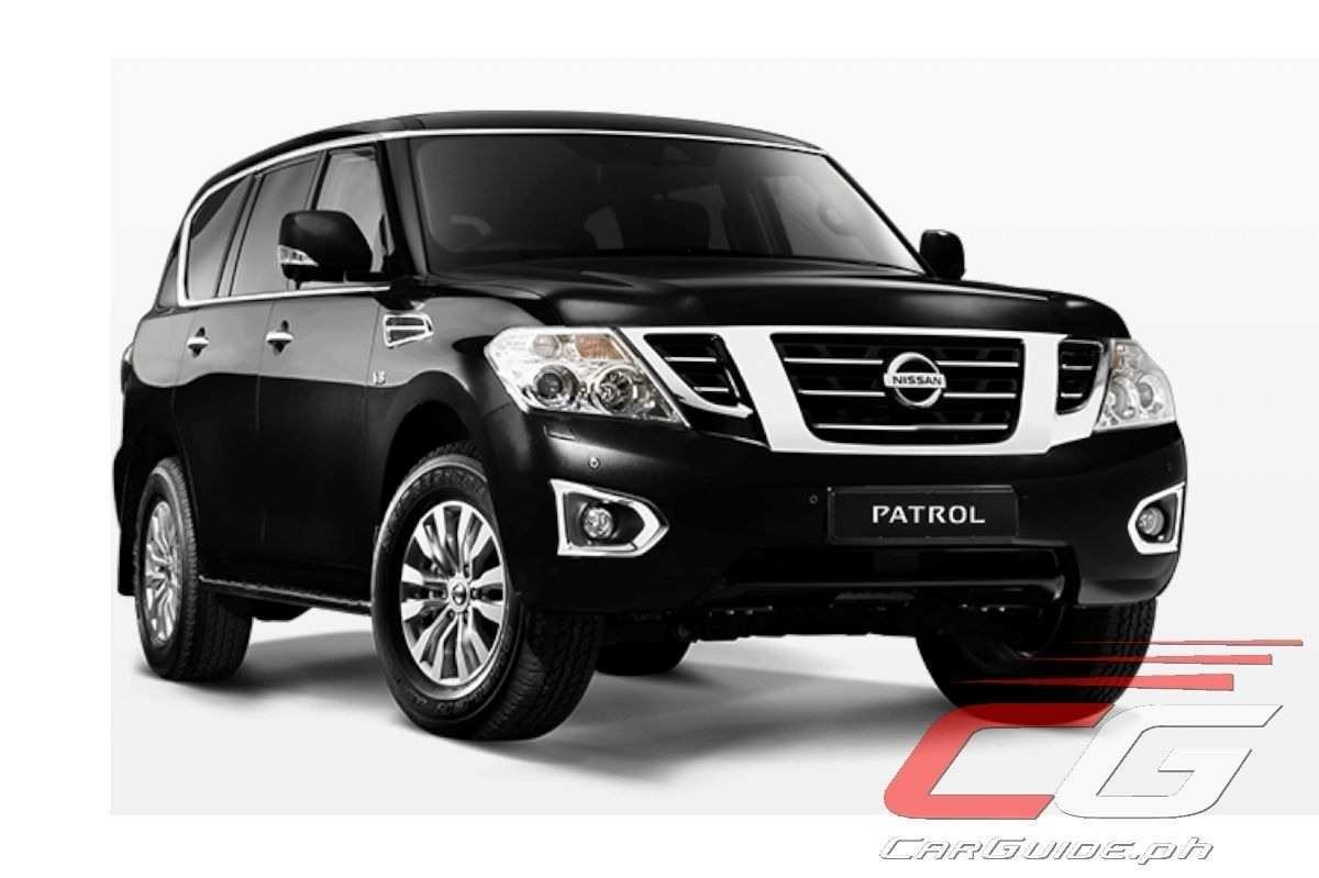 76 All New 2020 Nissan Patrol Diesel New Concept