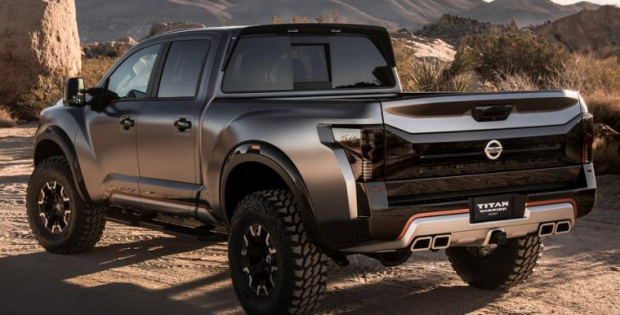 76 All New 2020 Nissan Titan Diesel New Model And Performance