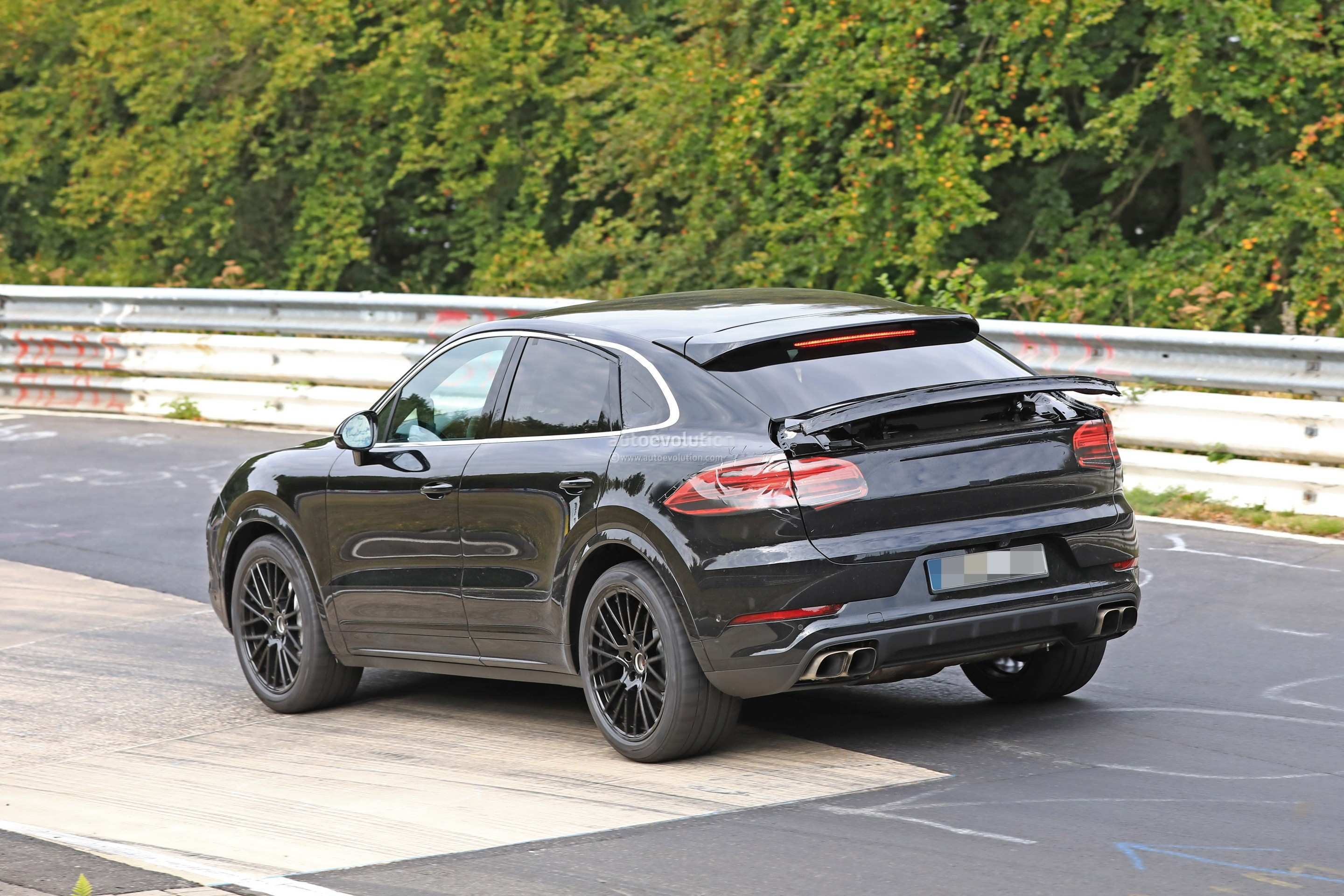 76 All New 2020 Porsche Macan Turbo New Review