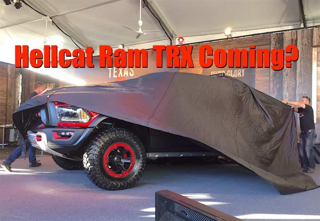 76 All New 2020 Ram 1500 Hellcat Diesel Concept