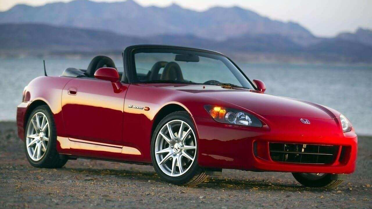 76 All New 2020 The Honda S2000 Model