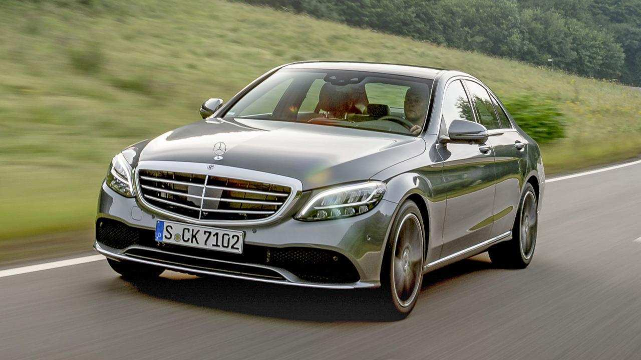 76 All New C250 Mercedes 2019 New Model And Performance