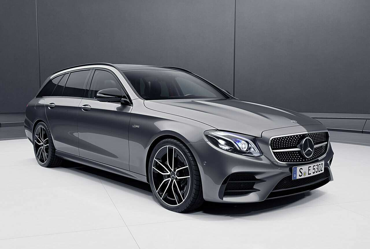 76 All New Mercedes E Class Facelift 2019 Performance