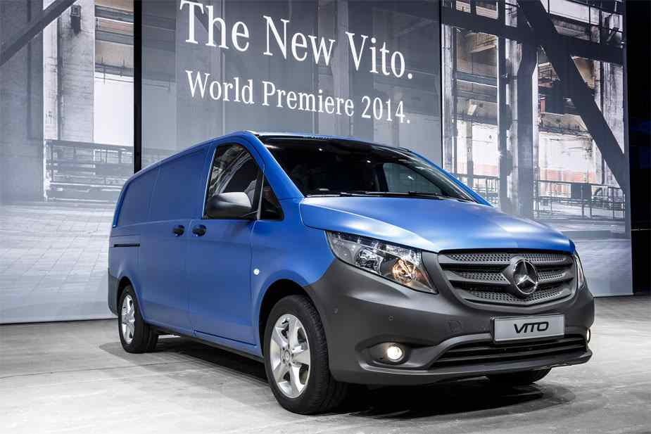 76 All New Mercedes Vito 2019 Engine