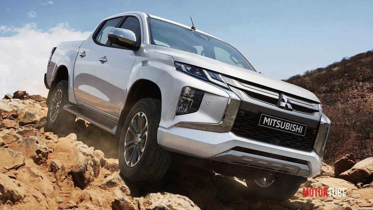 76 All New Mitsubishi Truck 2020 Review