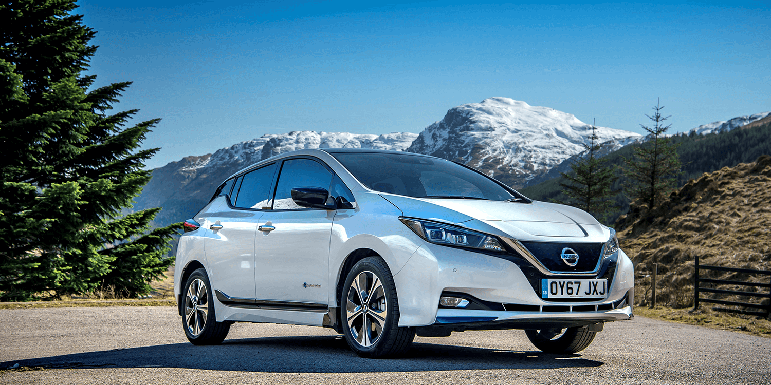 76 All New Nissan Leaf 2019 60 Kwh Exterior
