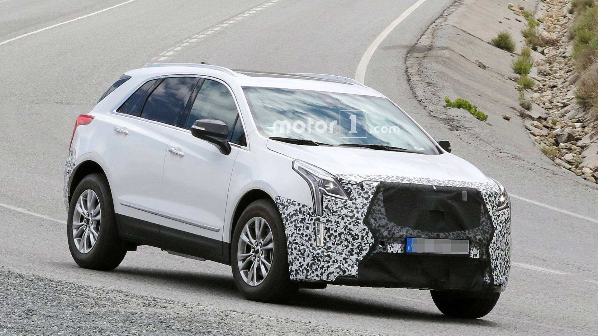 76 All New Spy Shots Cadillac Xt5 Price