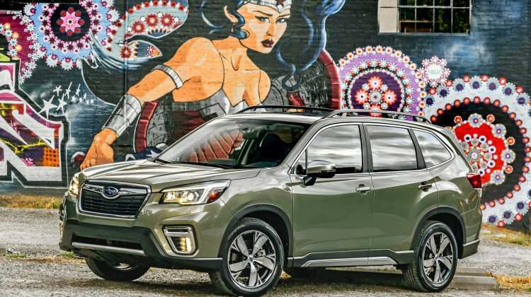 76 All New Subaru Redesign 2019 Overview