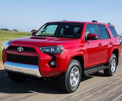 76 All New Toyota 2019 Forerunner Review And Release Date