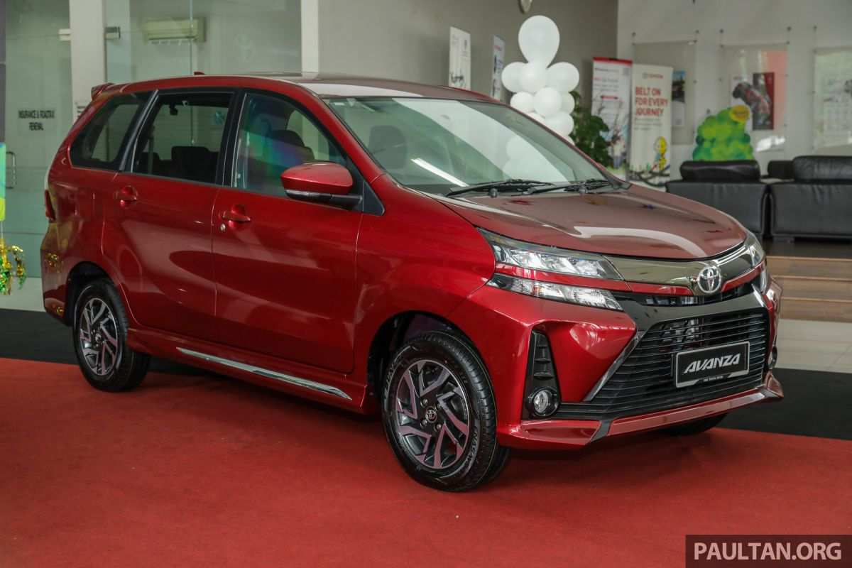 76 All New Toyota 2019 Malaysia Style