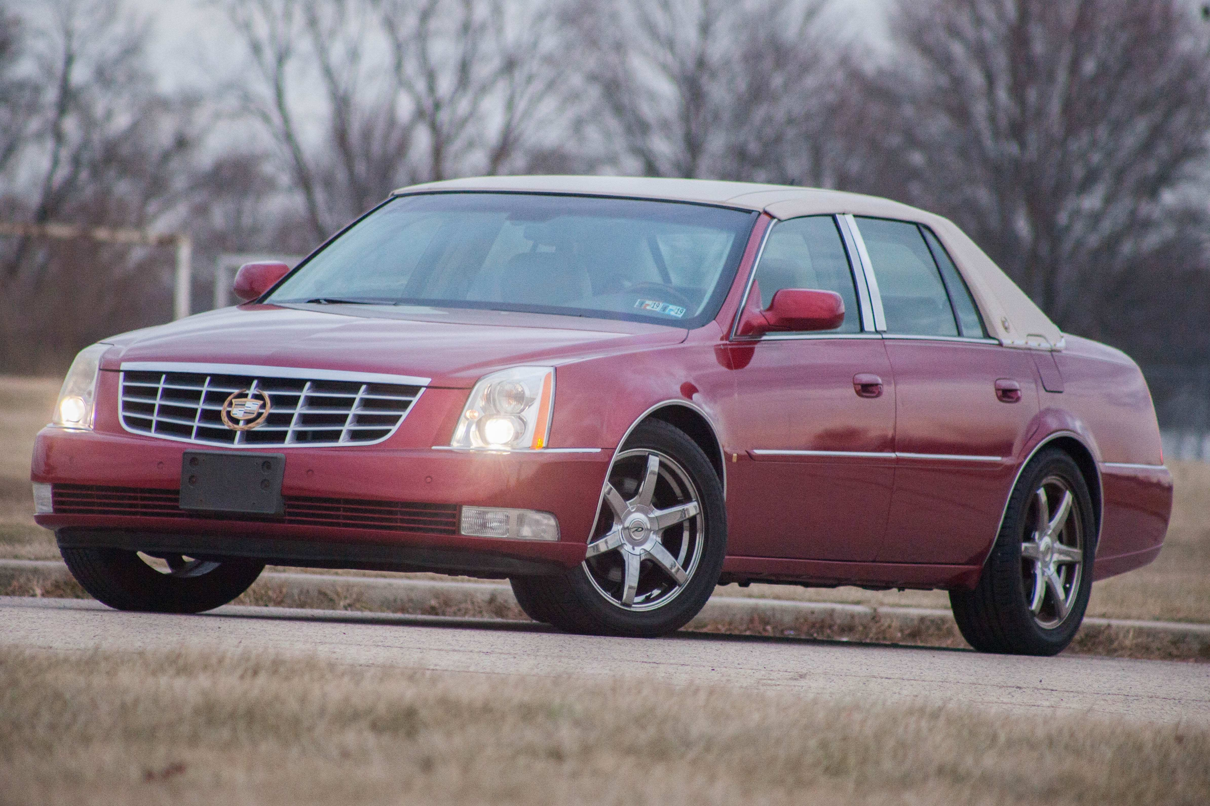 76 Best 2019 Cadillac Dts Review And Release Date