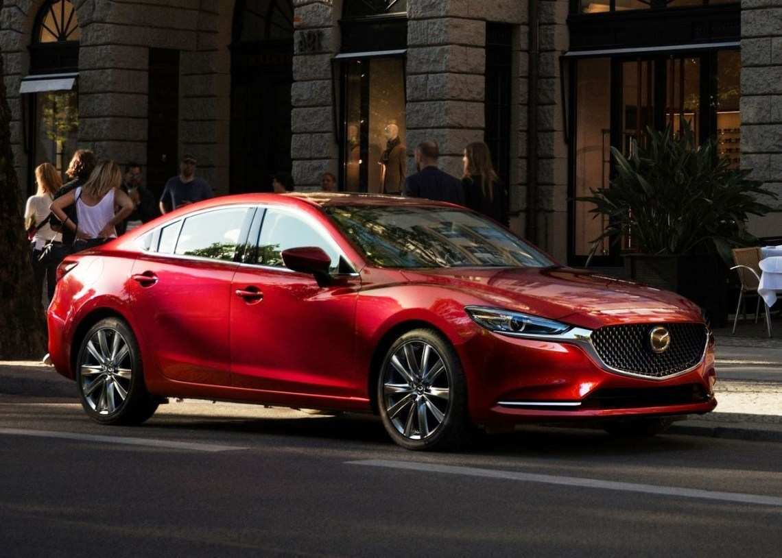 76 Best 2019 Mazda 6 Coupe New Concept