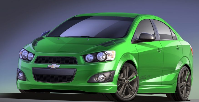 76 Best 2020 Chevy Sonic Redesign