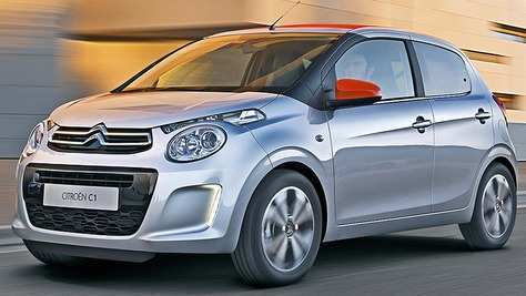 76 Best 2020 Citroen C1 Specs And Review