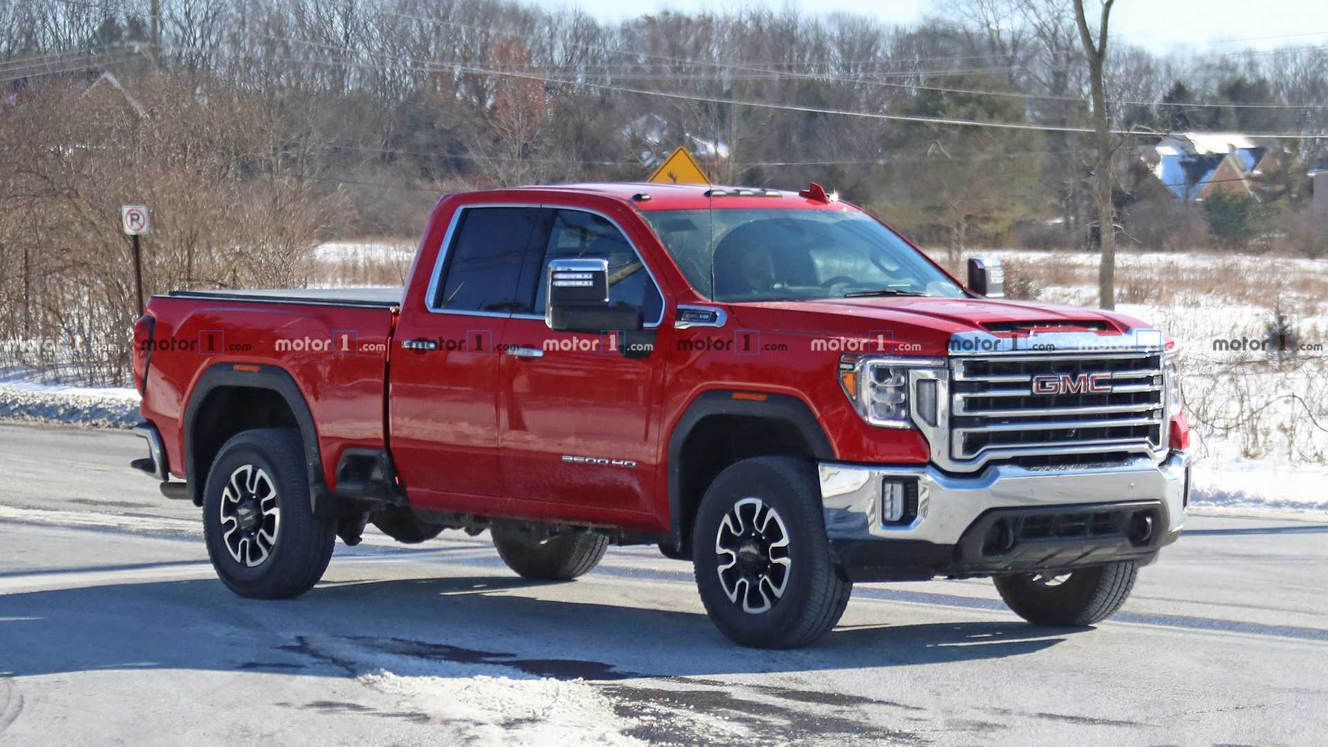 76 Best 2020 GMC Sierra Hd Price Design And Review