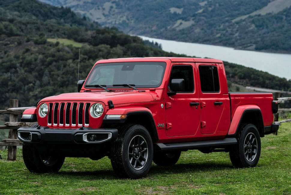 76 Best 2020 Jeep Gladiator Lease Specs And Review
