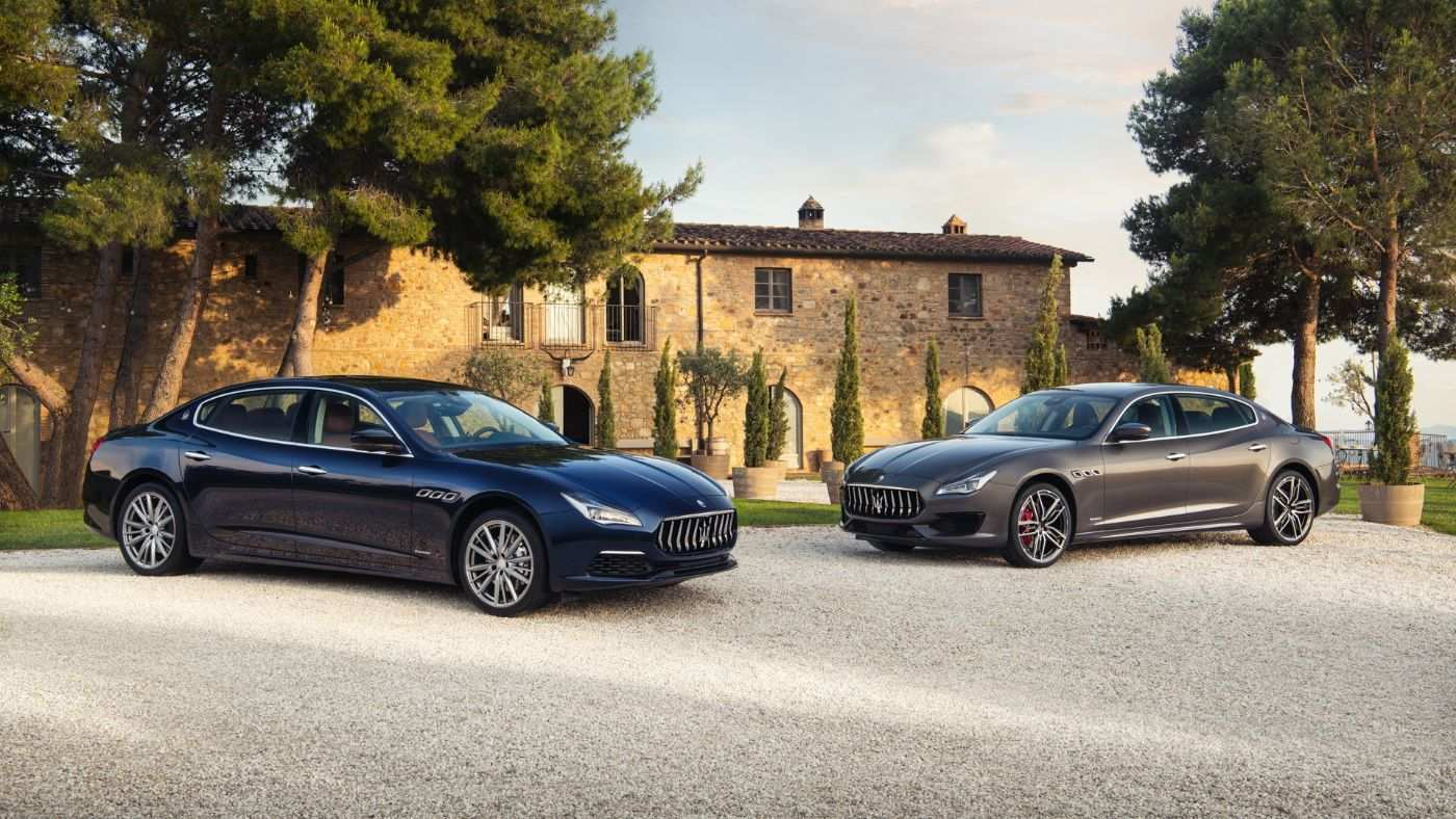 76 Best 2020 Maserati Quattroportes Model
