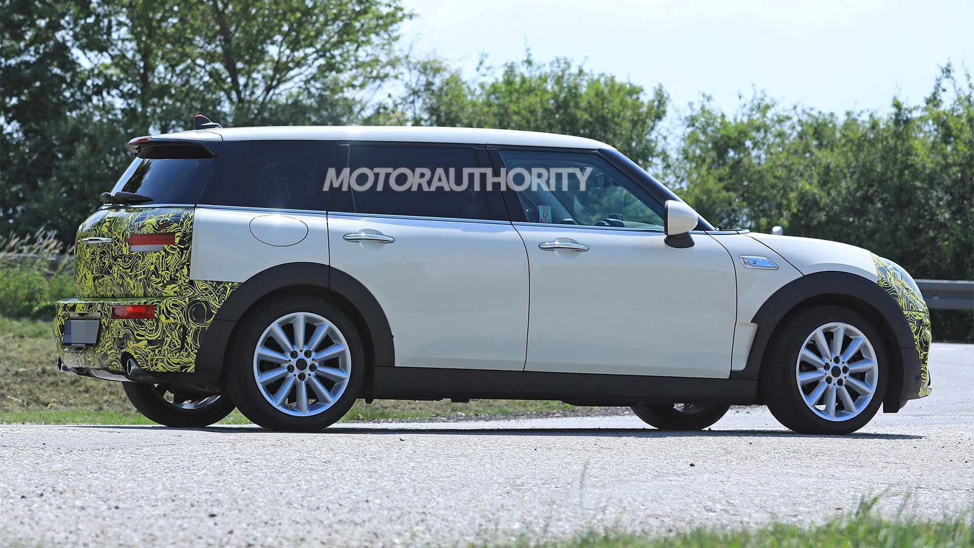 76 Best 2020 Spy Shots Mini Countryman Configurations