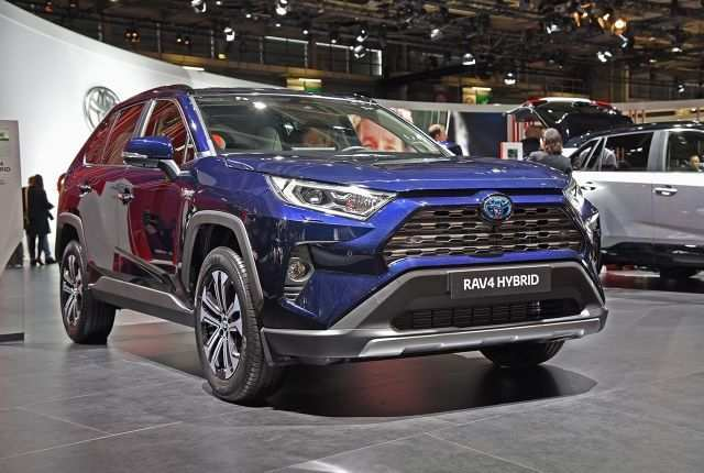 76 Best 2020 Toyota Rav4 Hybrid Spesification