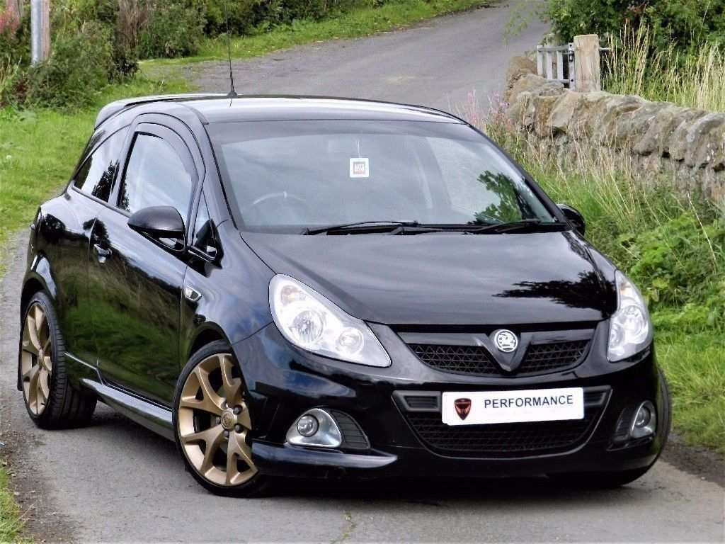 76 Best 2020 Vauxhall Corsa VXR Photos