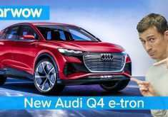Audi Electric Suv 2020