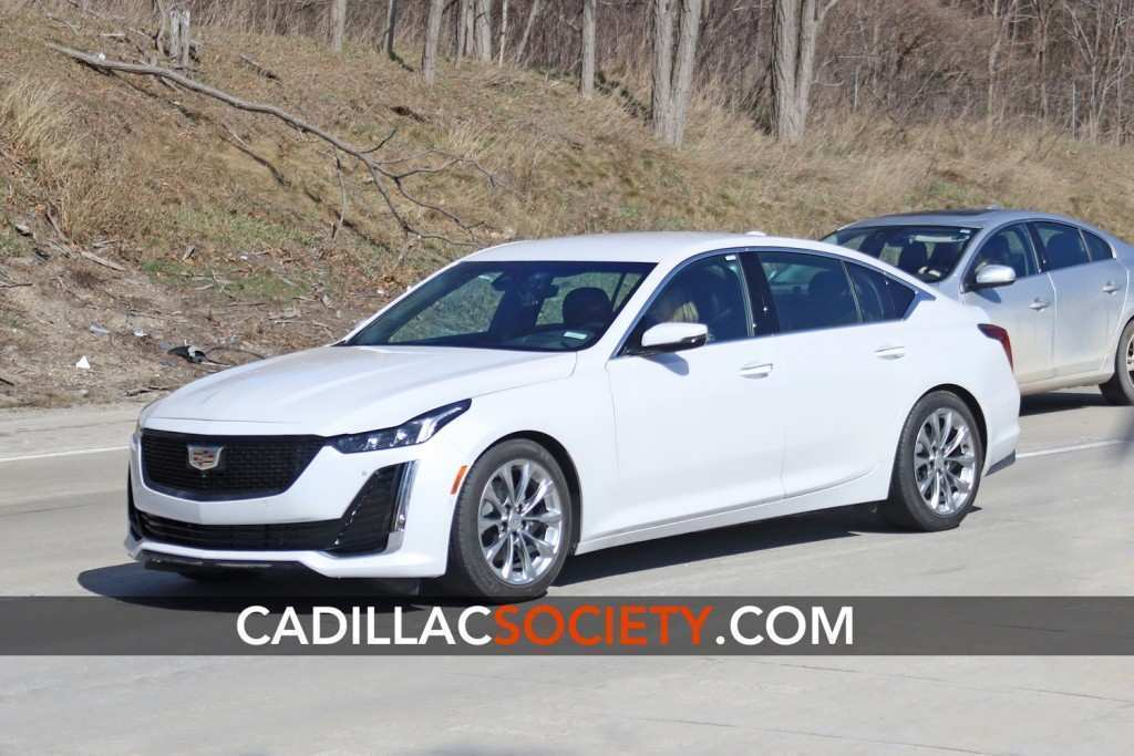 76 Best Photos Of 2020 Cadillac Ct5 Exterior