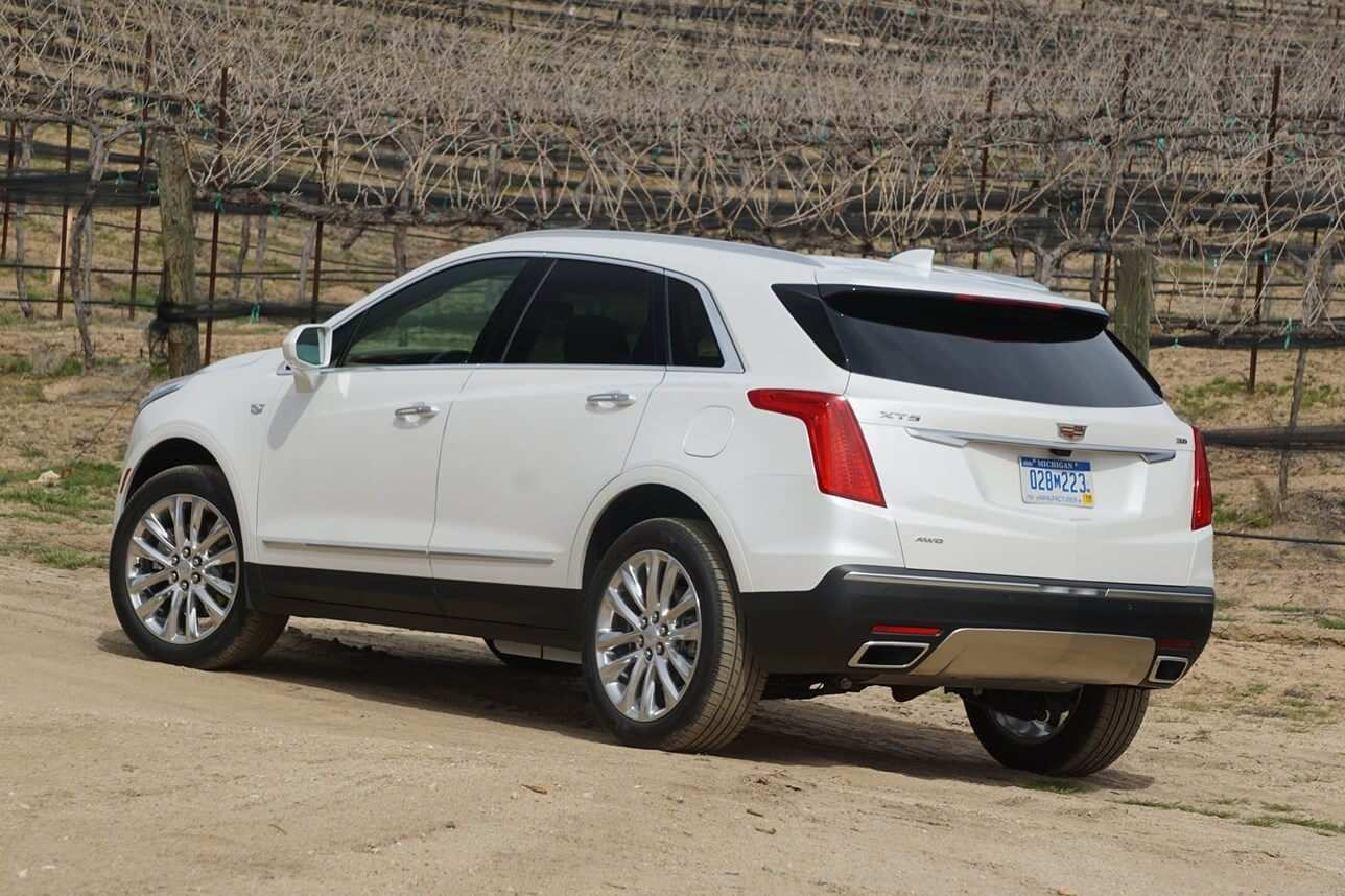 76 Best Spy Shots Cadillac Xt5 Model