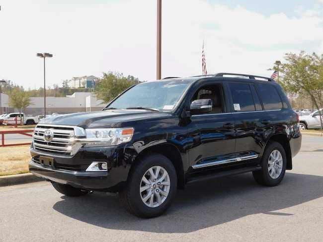 76 Best Toyota Land Cruiser V8 2019 Interior