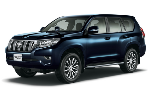 76 Best Toyota Prado 2019 Performance And New Engine