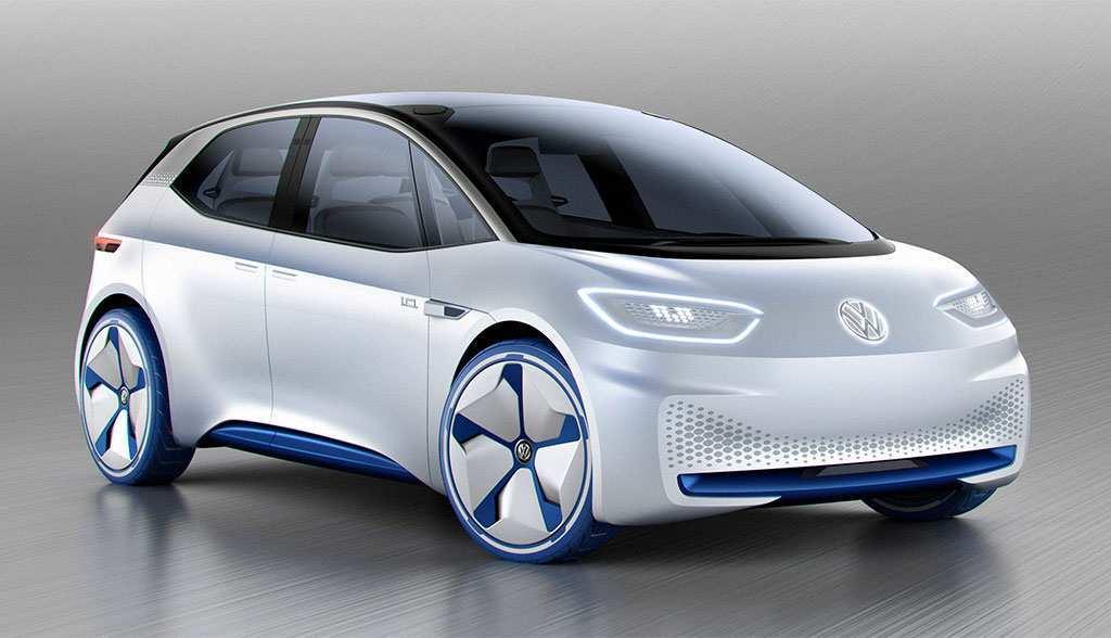 76 Best Volkswagen Elektrisch 2020 Concept And Review