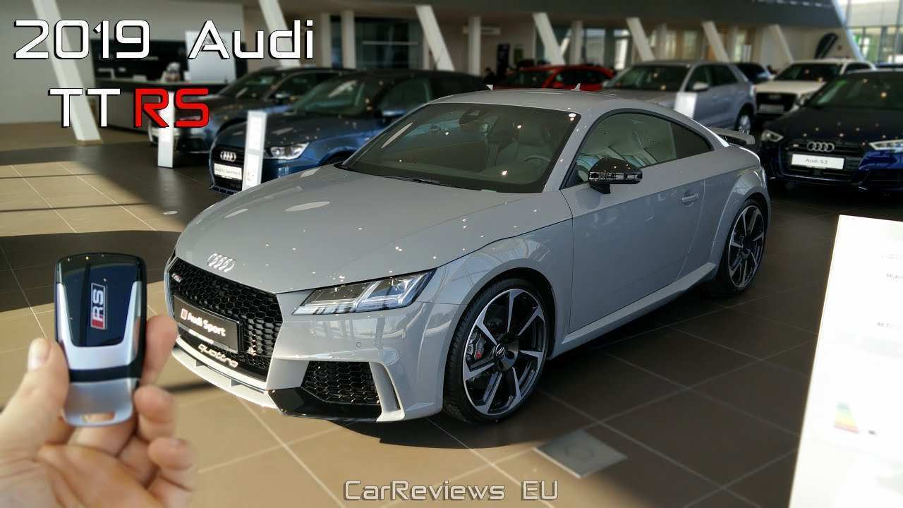 76 New 2019 Audi TT Wallpaper